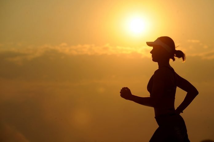 breathing right while running