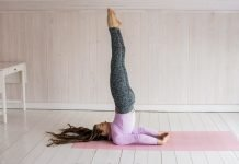 leggings suitable for yoga poses